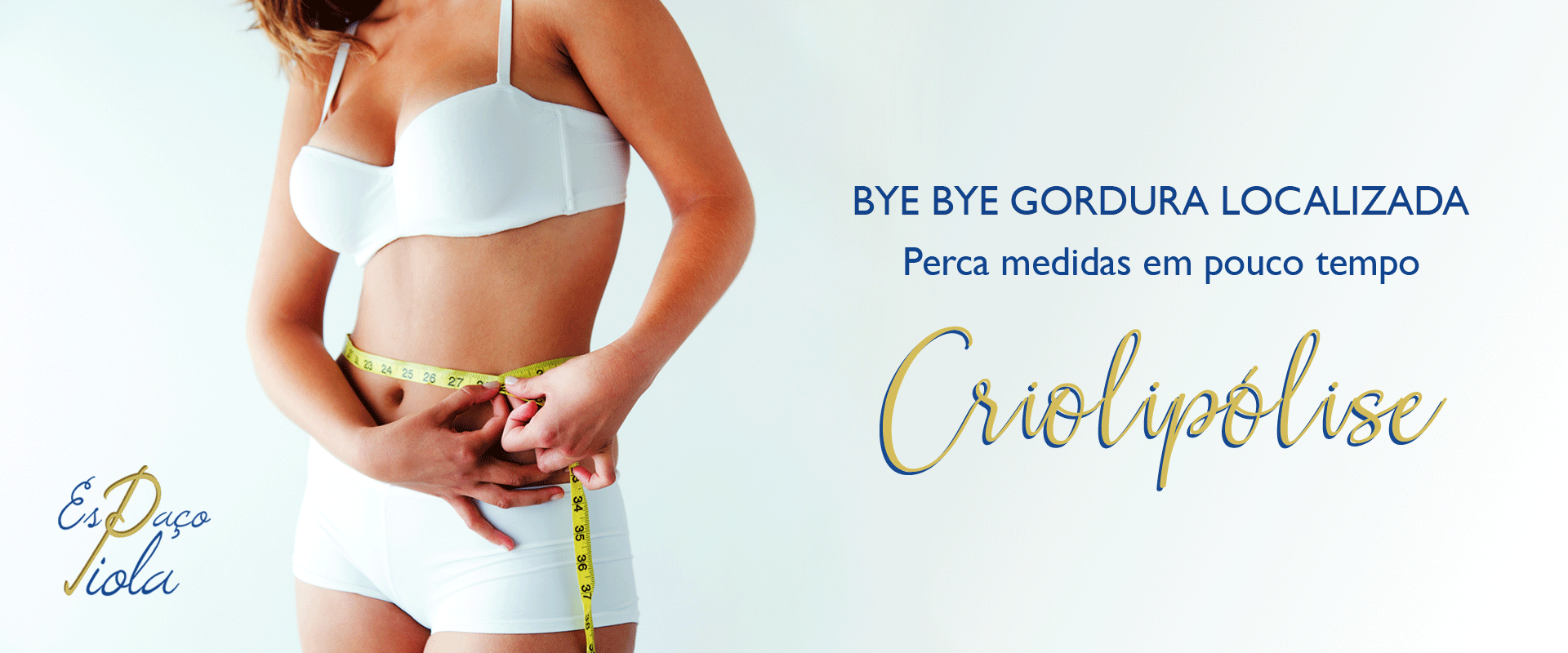 Criolipolise para gordura localizada
