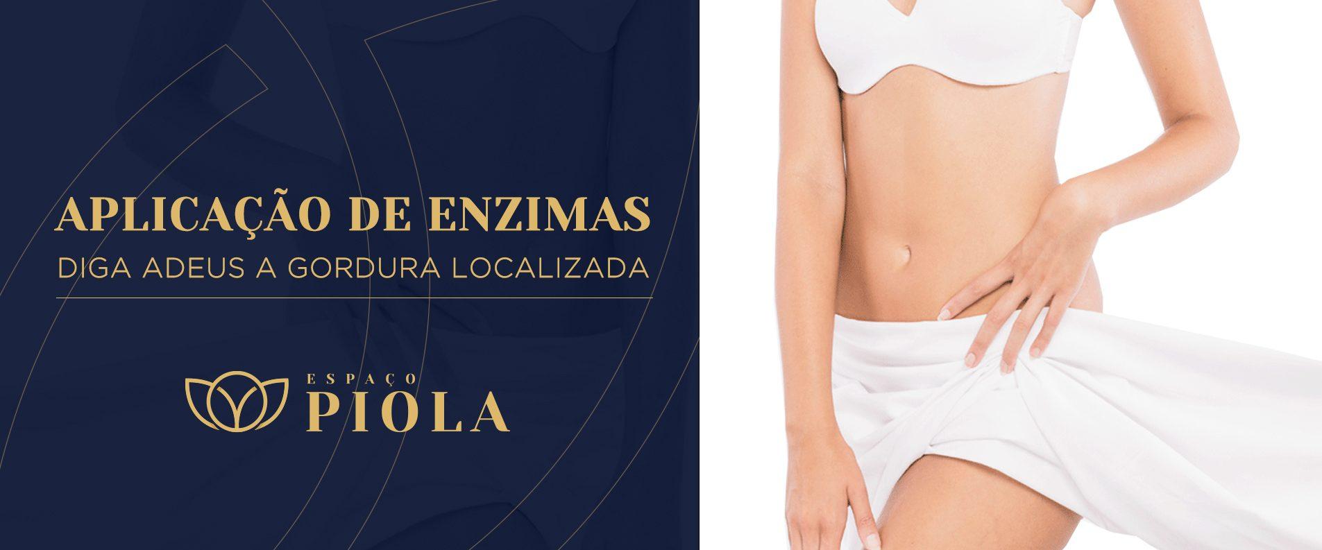Gordura Localizada - Enzimas